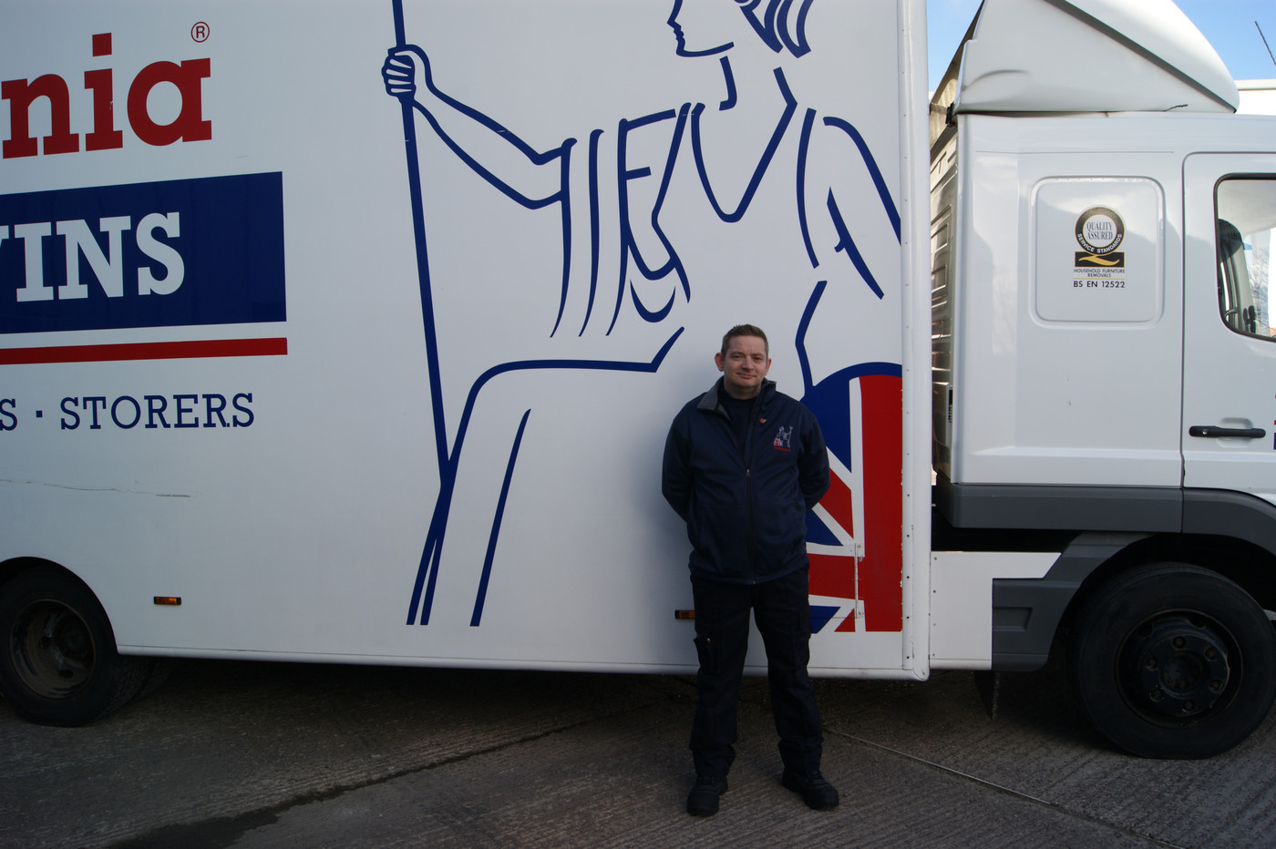 Britannia Goodwins Removals & Storage Stafford Moving Checklist