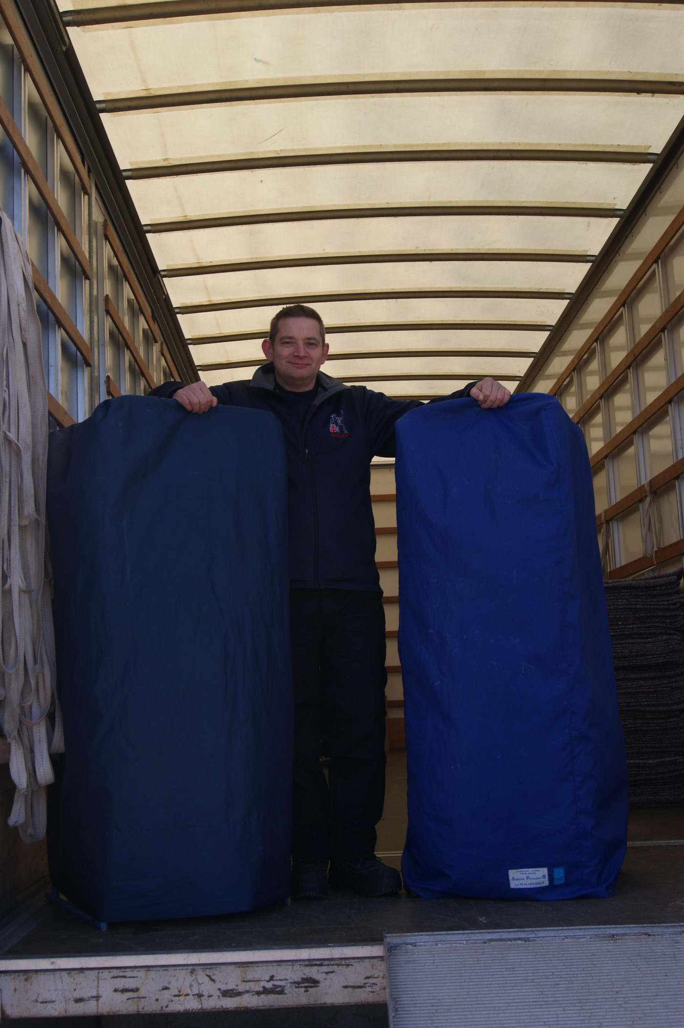 Britannia Goodwins Removals & Storage Stafford Removals in Newcastle-Under-Lyme