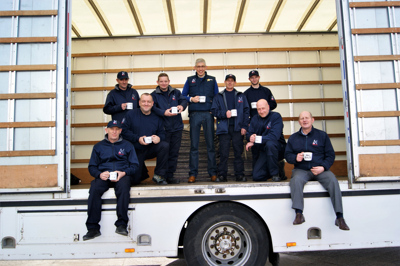 Britannia Goodwins Removals & Storage Cheshire International Removals from Cheshire