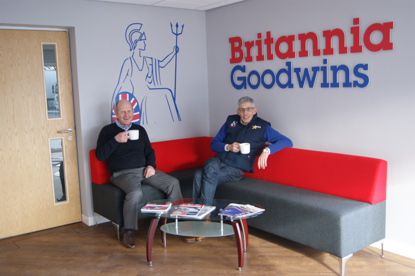 Britannia Goodwins Removals & Storage Stafford Removals in Stafford